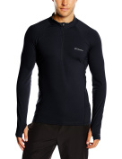 Columbia Stretch technical Midweight Baselayer Long Sleeve 1/2 zip for Men