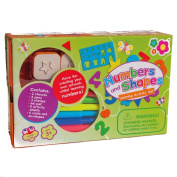 Great Gizmos Meadow Kids Numbers and Shapes Learning Activity Sets