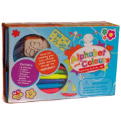 Great Gizmos Meadow Kids Alphabet and Colours Learning Activity Sets