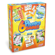 Junior Learning 6 Phonics Games Different Games