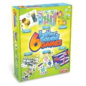 Junior Learning 6 Letter Sound Games Different Games