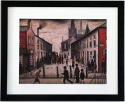 THE COLLECTION OF L S Lowry Speciality Prints and Pictures - All on a Linen Structure Medium