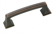 Amerock BP53030ORB Mulholland Pull, Oil Rubbed Bronze, 7.6cm Centre-to-Centre, Pack Of 2