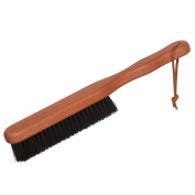Bürstenhaus Redecker Clothes Brush with Pearwood Handle, 27cm Long