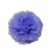 Tonsee 20pcs 15cm Pink Tissue Paper Pom Flowers Balls Wedding Party Decor