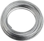 National Hardware V2565 #1.2m x 7.6m Heavy-Duty Braided Wire in Galvanised