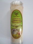Island Soap & Candle Works Soothing Hawaiian Bath Salts Mango Coconut Guava