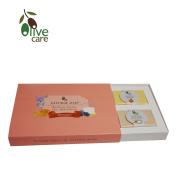 Olivecare Olive Oil Natural Soap - ROMANCE SELECTION GIFT SET
