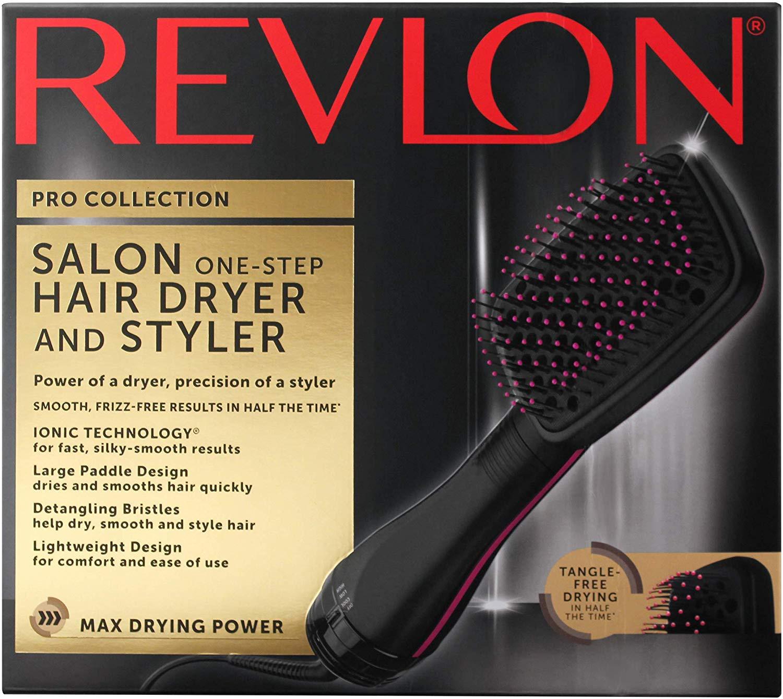 Revlon Hair Dryer Brush Nz