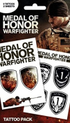 Medal Of Honour Tattoo Pack - Pack 1, 9 Tattoos