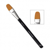 Global Body Art Brush - Filbert 1.9cm