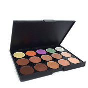 Ucanbe New 15 Shades Concealer Palette For Face Camouflage Makeup
