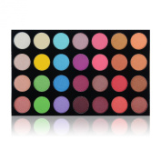 SHANY The Masterpiece 28 Colours Ultra Shimmer Eyeshadow Palette/Refill, Party Hopper