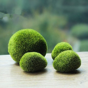Artificial Moss Stones Grass Bryophytes Plant Pot Bonsai Home Garden Decoration 1Pcs/Lot