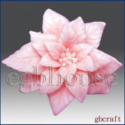 Poinsettia - Soap 3d Silicone Mould - Buy From Original Designer and Maker