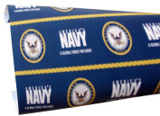 U.S. Navy 300cm Wrapping Paper Roll