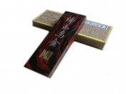 Hukaiwen Ink Block Handmade Mix Colour Ink Stick for Chinese Traditional Calligraphy and Drawing Jywj 124g