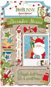 Bo Bunny - Dear Santa Layered Chipboard