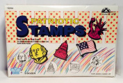 Box of 2 Dozen Patriotic Stamps