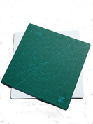 DAFA 360° Rotating Self Healing Cutting Mat 30cmx30cm Similar to OLFA