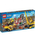 LEGO CITY Demolition Site - 60076.
