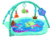 EMILYSTORES Princess Prince Baby Activity Play Gym Mats Ocean Park