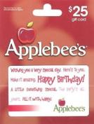 Applebee's Gift Card