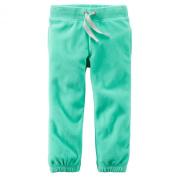 Carter's Baby Girls' Fleece Active Pants