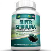 Spirulina Capsules By Pure Healthland