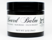 Maison Lambert Organic Beard Balm -Beard Balm Leave-in Conditioner - All Natural - Organic Oils and Butters 60ml