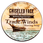 Handmade Luxury Shaving Soap - Trade Winds From Chiselled Face Groomatorium