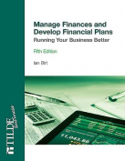 Manage Finances and Develop Financial Plans