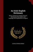 An Irish-English Dictionary