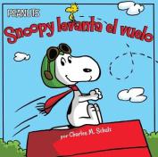 Snoopy Levanta el Vuelo = Snoopy Takes Off [Spanish]
