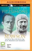 Mawson [Audio]