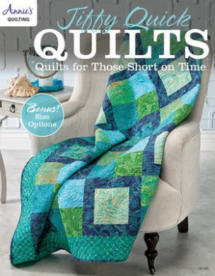 Jiffy Quick Quilts: Quilts for the Time Challenged