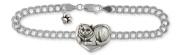Silver Cat Bracelet Jewellery