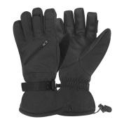 Igloos Men's Woven Softshell Ski Gloves