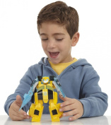 Playskool Heroes Transformers Rescue Bots Energise Bumblebee- Toy Figure Vehicle- From Robot to Sports Car Mode and Back