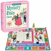Mystery Date Nostalgia Edition Board Game Girls Secret Admirer Tween Toy