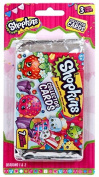 Shopkins Shopkins Collector 3-Pack Trading Card Packs