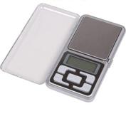 DZT1968®200g x 0.01g Digital Scale Jewellery Gold Herb Balance Weight Gramme LCD Pocket Size