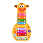 Coromose Kid Baby Musical Instrument 8-Note Xylophone Toy Wisdom Development