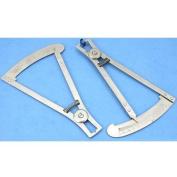 2 Gemologist Diamond Gauge Jewellers Measuring Tools