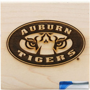 Clearsnap Wood Mount Rubber Stamp, Auburn University
