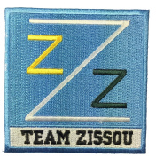 The Life Aquatic Team Zissou Shirt Costume Embroidered Patch (Blue) - By Patch Squad