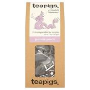 teapigs Jasmine Pearls Tea, 15 Count