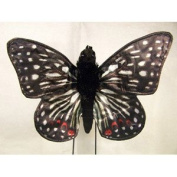 Sunny Toys 36cm Butterfly Checkerspot Hand Puppet