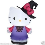 Gemmy 3.3 Hello Kitty Airblown Inflatable - Lights Up!