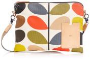 ETC by Orla Kiely Womens Classic Multi Stem Travel Pouch